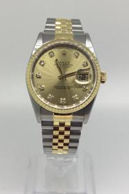 Rolex GEnts Diamond Datejust 16233